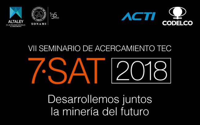 Seminario de Acercamiento Tecnológico 7SAT